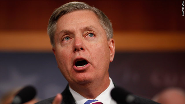 Graham says he&#039;d break no-tax &#039;pledge&#039;