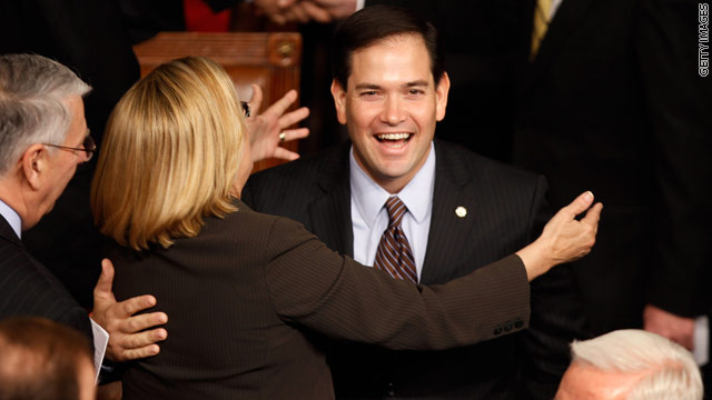 Rubio for vice president?
