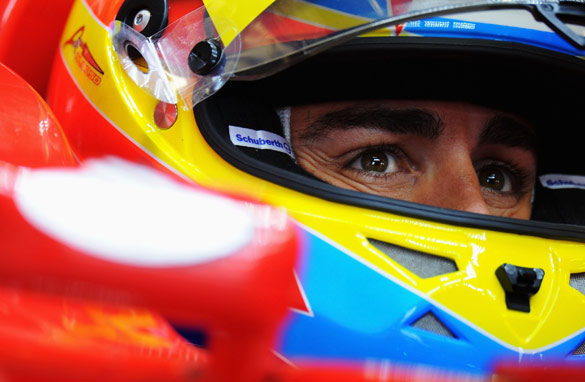 Can Ferrari's Fernando Alonso vie for a win in Malaysia on April 10?