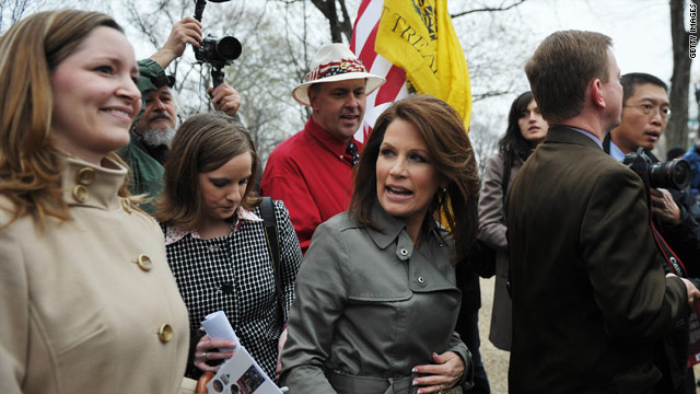 Tea Party activist to GOP: 'Take off your lace panties,' cut more from the budget