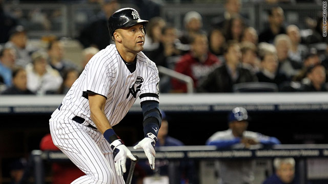 SI.com: Jeter&#039;s decline, MLB Opening Day, birdies to aid Japan