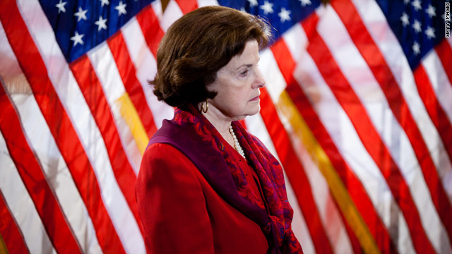 Feinstein: U.S. shouldn't arm rebels