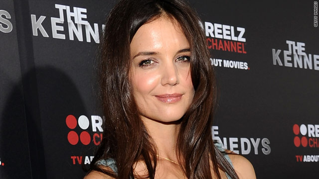 Katie Holmes explains Suri's X-rated candy