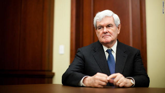 Gingrich's next deadline: May
