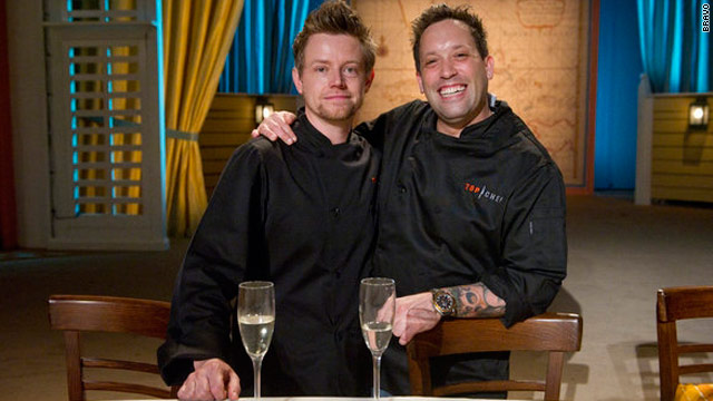 And the new 'Top Chef' is…