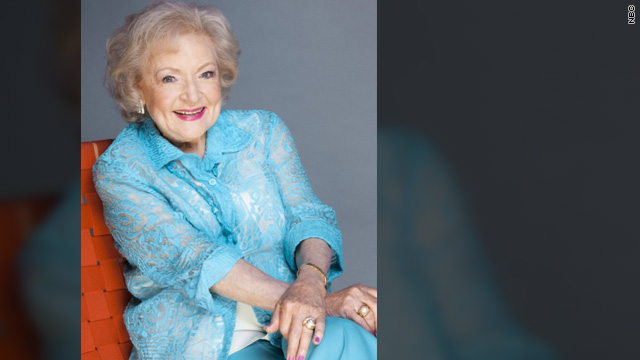 Betty White to host senior citizen prank show