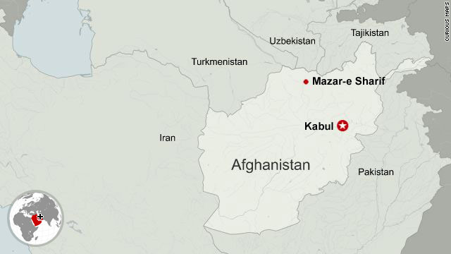 Several U.N. staff killed in Afghanistan attack