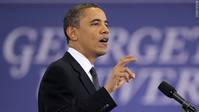 Obama announces 'clean fleets' program