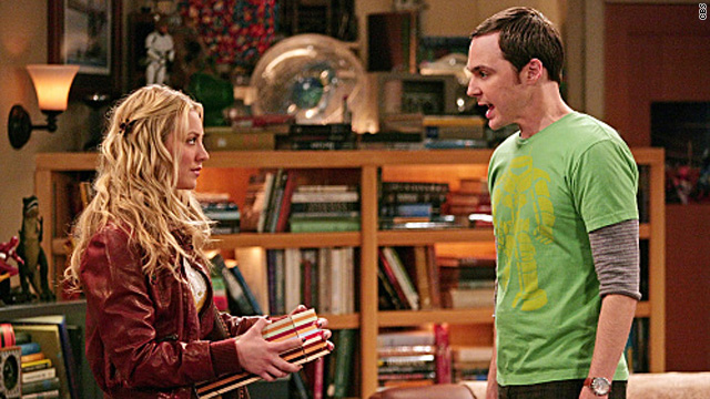 The great WoW robbery on 'The Big Bang Theory'