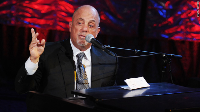Billy Joel pulls the plug on memoir