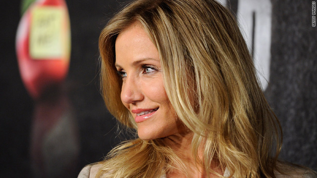 Cameron Diaz: Reuniting with JT was 'great'