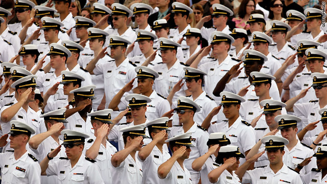 Naval Academy expels more midshipmen for allegedly using 'spice'