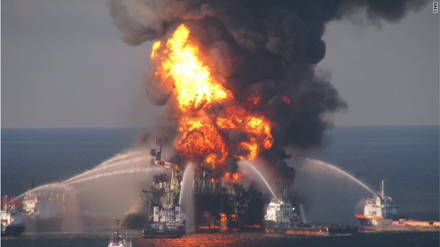 CNN earns a Peabody for coverage of BP oil spill