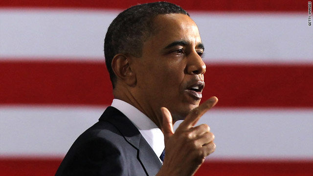 President Obama tries to shore up youth vote