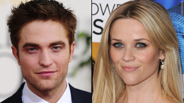 Reese Witherspoon, Rob Pattinson talk marriage, 'Twilight'