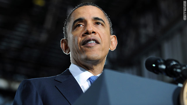 Obama invites congressional leaders for budget talks