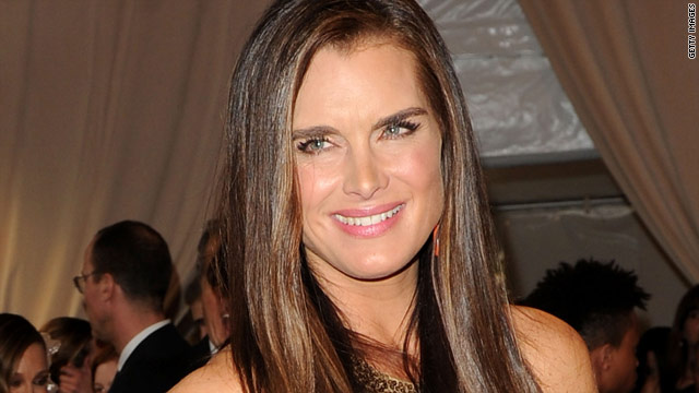 Brooke Shields to play Morticia Addams on Broadway