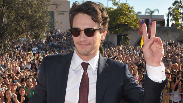 James Franco: Social media is over