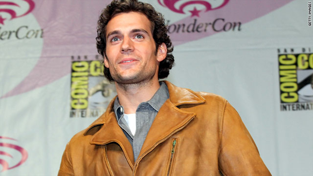 Henry Cavill talks training for 'Superman'