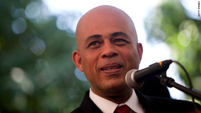 Singer victorious in Haitian election, preliminary results show