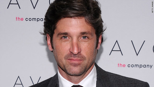 Patrick Dempsey: I'd love to play Doctor Strange