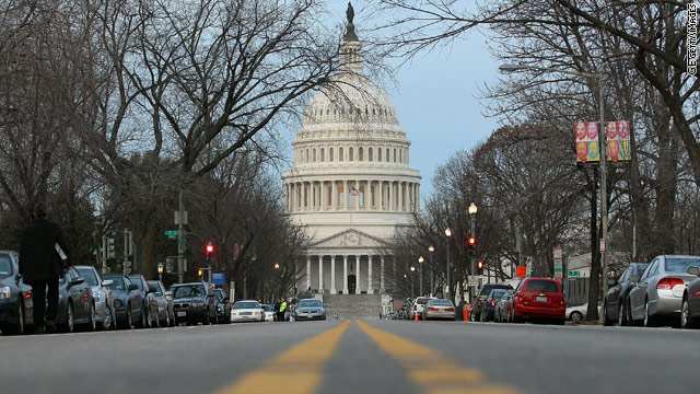 Poll: Americans split on shutdown blame game