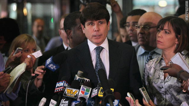Blagojevich seeks release of Obama's FBI interview