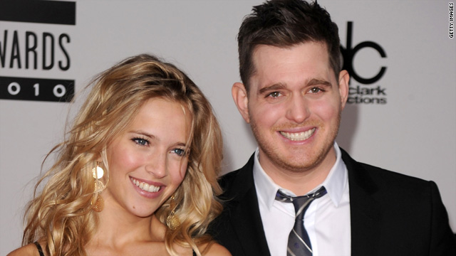 Michael Bublé gets hitched in Buenos Aires