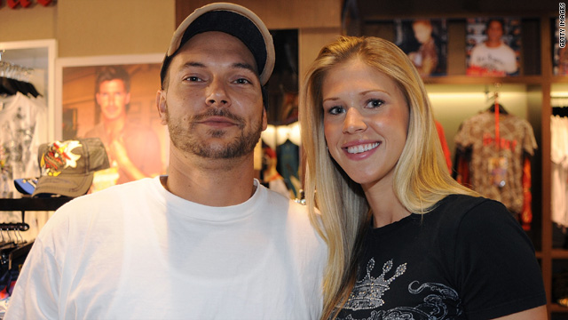 Kevin Federline is a dad-to-be... again