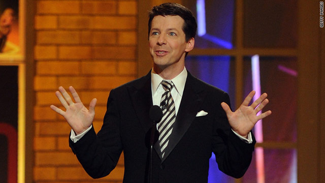 Sean Hayes is the latest 'Stooges' addition
