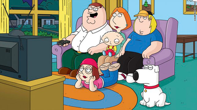 'Family Guy' becomes a comic book