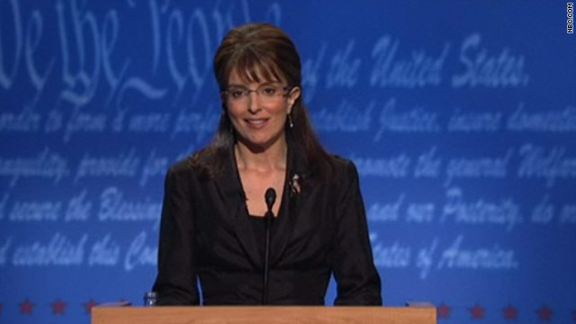 TRENDING: Fey defends Palin impersonation