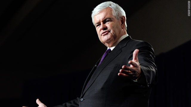 Unfair slam from Gingrich?