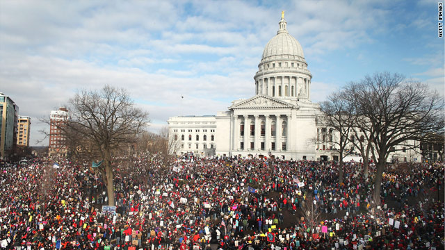Report: GOP retains Wisconsin senate control in recall battle