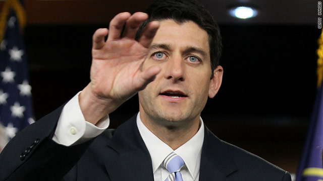 Paul Ryan: Popular by pushing the unpopular