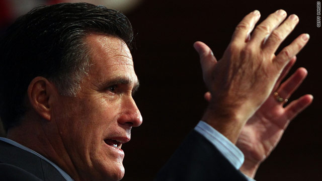 Romney opens wallet to GOP