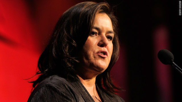 Rosie O'Donnell on Chris Brown: He's a victim too