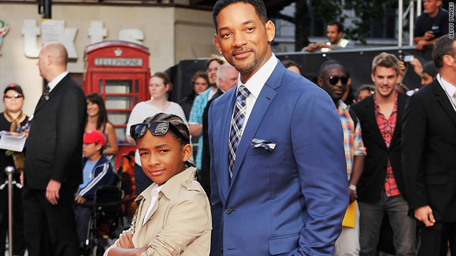 Will Smith and son Jaden to co-star in sci-fi film