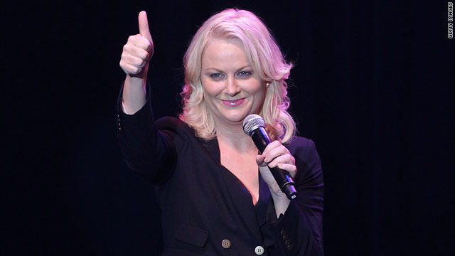Amy Poehler to speak at Harvard graduation