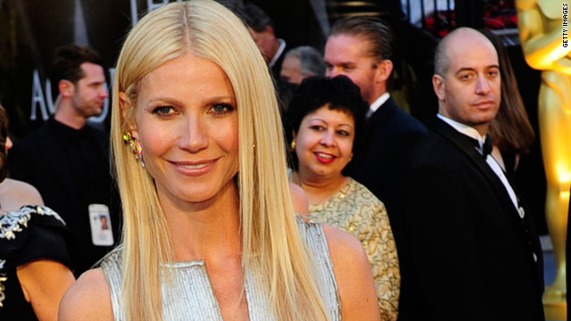 Gwyneth Paltrow: I'm not an icy blonde