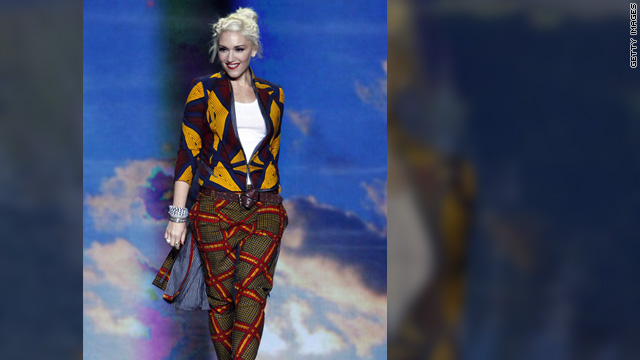 Gwen: Unlike Gaga and Rihanna, I wear pants
