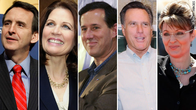 Where they stand: GOP hopefuls on government shutdown