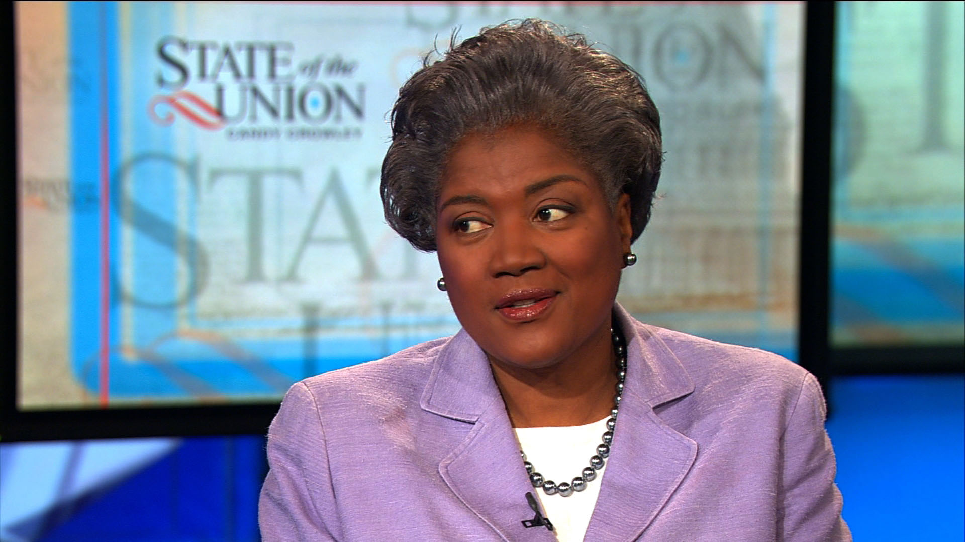 Brazile to temporarily lead Democratic National Committee