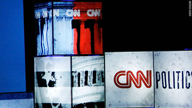 CNN chosen to host Las Vegas GOP presidential debate