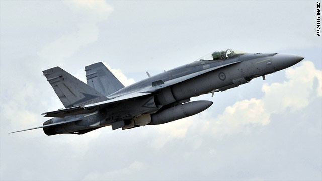 2 killed in F/A-18 crash in California