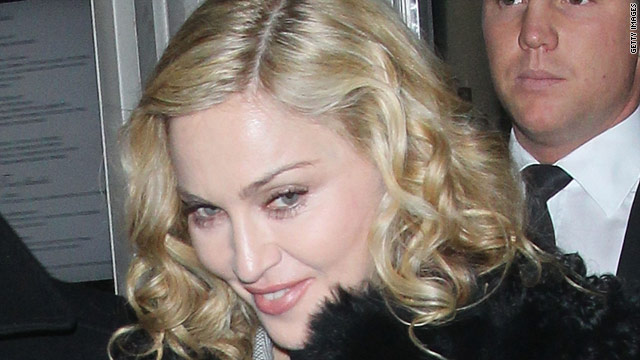 Madonna: I'm not being investigated