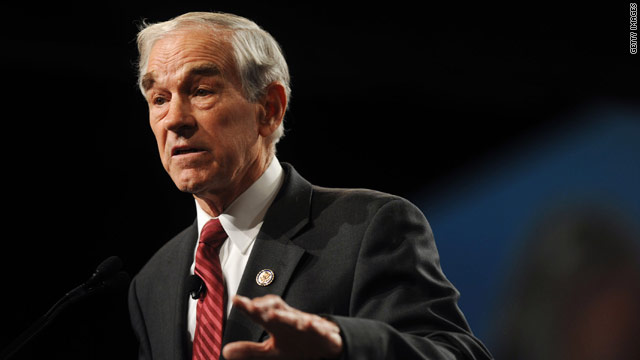 Ron Paul a month away from presidential decision