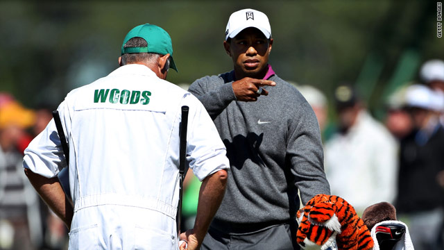 SI.com: Don't count out Woods at the Masters