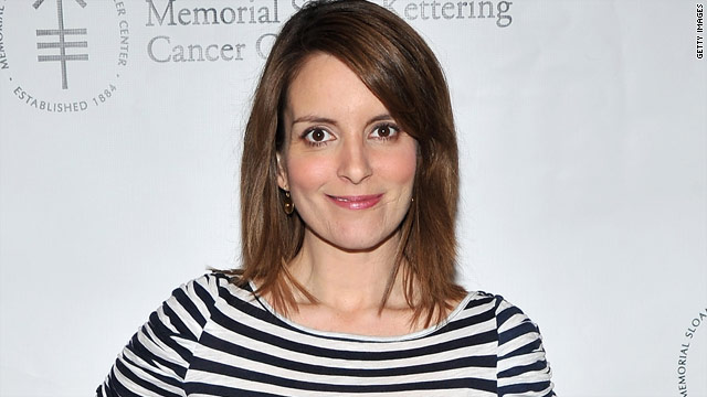 Tina Fey: My Sarah Palin impression hurt '30 Rock'