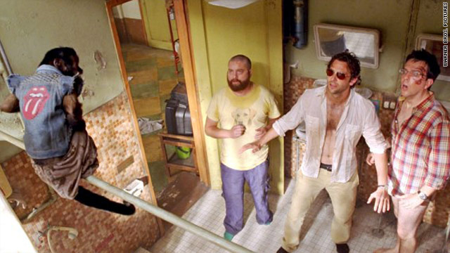 'The Hangover Part II' trailer pulled from theaters